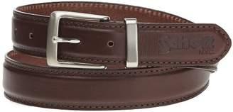 Schott NYC Schott Men's 7308 Plain unicolor Belt - - (Brand size: 85)