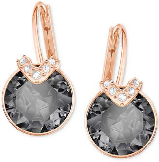Swarovski Clear & Colored Crystal Drop Earrings