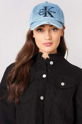 Calvin Klein Re-Issue Denim Baseball W Cap