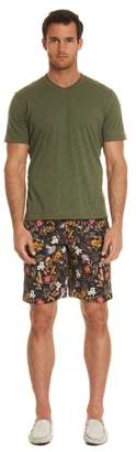 Robert Graham Maracas Woven Shorts