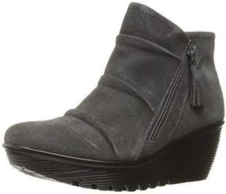 Skechers Women's Parallel-Triple Threat Ankle Bootie