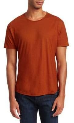 Dolce & Gabbana Cotton Crewneck T-Shirt