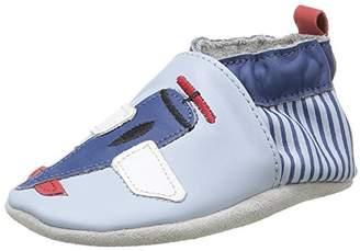 Robeez Baby Unisex Jet Lag Slippers,1/1.5 UK Child
