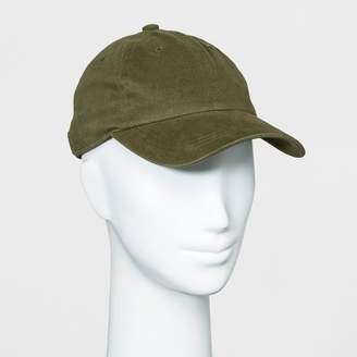 Universal Thread Women's Baseball Hat Green