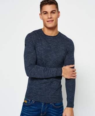 Superdry Premium Cotton City Crew Neck Sweater