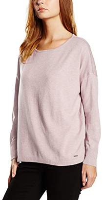 More & More Women's Jumper - Pink - 8