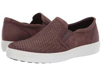 Ecco Soft 7 Plaited Slip-On