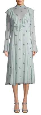Temperley London Starling Victorian Midi Dress