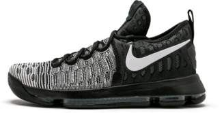 Nike Zoom KD 9 'Mic Drop' - Black/White