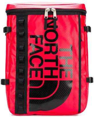 The North Face printed backpack