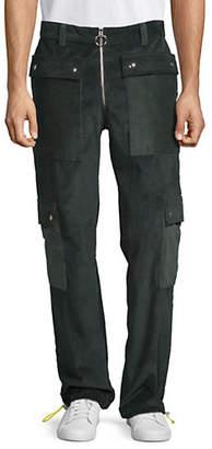 WIL STUDIOS Corduroy Cargo Pants
