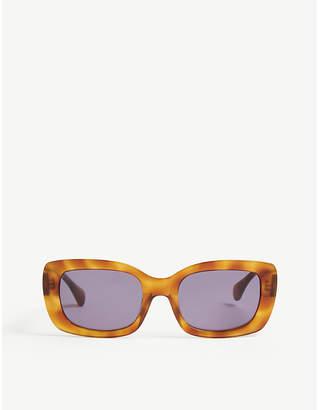 Sun Buddies Junior rectangular-frame sunglasses