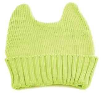 Pop Fashionwear Inc Women's Winter Knit Bunny Ear Beanie 335HB