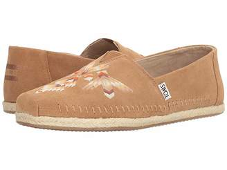 Toms Premium Alpargata Men's Slip on Shoes