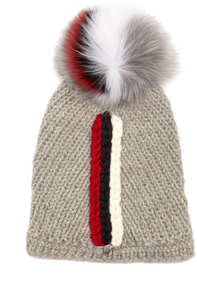 TONI SAILER Sophie wool-blend beanie hat