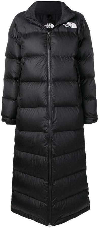 long pufer coat