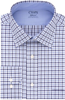 Chaps Men's Cool Max Regular-Fit Dress Shirt