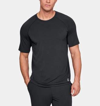 Under Armour Men's Athlete Recovery Sleepwear Short Sleeve Crew