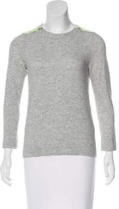 Diane von Furstenberg Cashmere & Angora Blend Celie Sweater