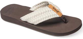 Reef Cushion Threads Flip-Flops Women's Shoes