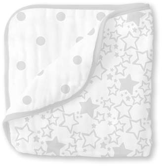 Swaddle Designs 4-Layer Muslin Luxe Blanket