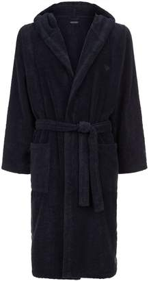 Emporio Armani Terry Cotton Robe