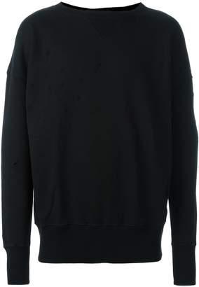 Faith Connexion 'Destroy' sweatshirt