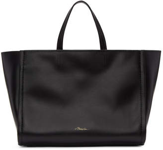 3.1 Phillip Lim Black Hudson City Tote