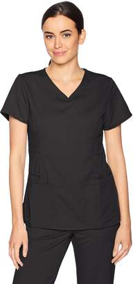 Head Over Heels HeartSoul Scrubs Women's Beloved V-Neck Top
