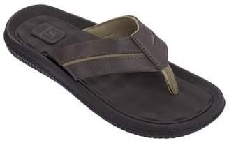 George Men's Casual Thong Sandal