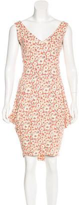 Twin.Set Sleeveless Draped Dress $75 thestylecure.com