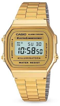 Casio Vintage Digital Watch, 36.8mm × 33.2mm