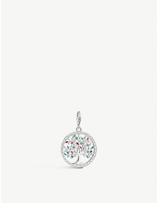 Thomas Sabo Tree of Life sterling silver charm
