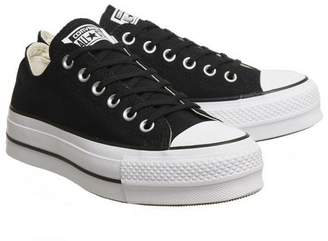 Converse supplied by Office ** All Star Low Platform Trainers