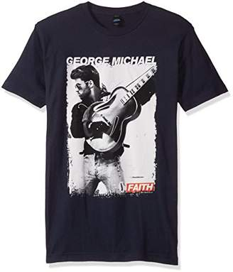 FEA Men's George Michael Faith Soft T-Shirt