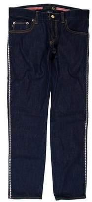 Just Cavalli Embellished Skinny Jeans w/ Tags