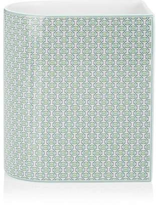 Hermes Tie-Set Maille H Medium Porcelain Vase