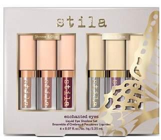 Stila Enchanted Eyes Liquid Eyeshadow Gift Set ($72 value)