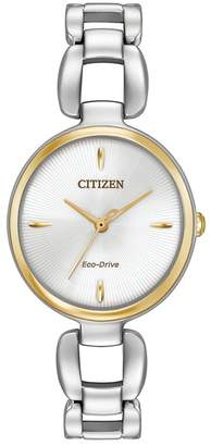 Citizen Women's Analog Quarts Bracelet Watch, 30mm