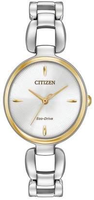 Citizen Women's Analog Quarts Bracelet Watch, 30mm