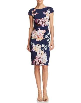 Adrianna Papell Flower Magic Sheath Dress - 100% Exclusive