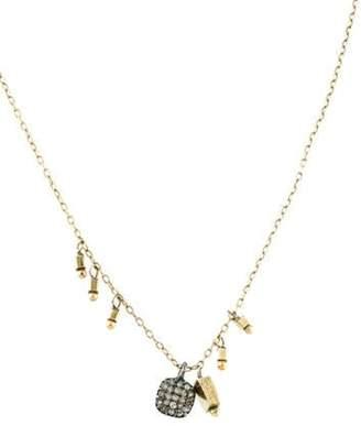 5 Octobre Diamond Mimi Necklace Gold 5 Octobre Diamond Mimi Necklace