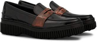 Tod's Tapered Loafers With Maxi Sole