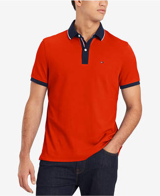 e174aab4 Tommy Hilfiger Green Men's Polos - ShopStyle