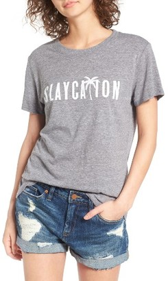 Women's Sub_Urban Riot Slaycation Tee $34 thestylecure.com