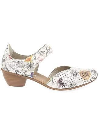 1f7135c26a54 Rieker Fressia Womens Open Court Shoes