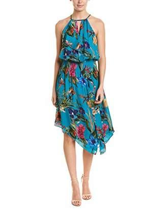Parker Women's Herley Sleeveless Smocked Waist Midi Dress