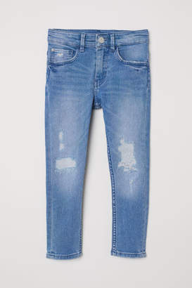 H&M Skinny Fit Jeans - Blue