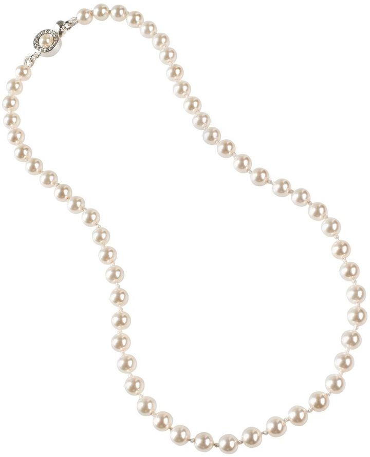 Cezanne 6mm pearl necklace