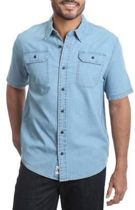 Wrangler Men's Short Sleeve Stretch Shirt